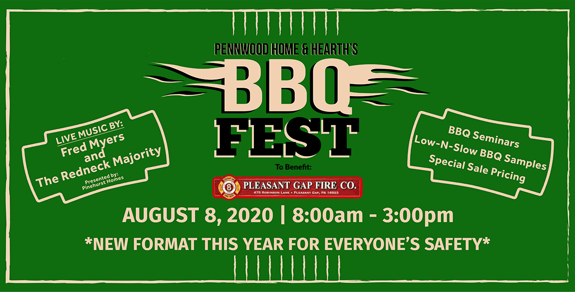 BBQ Fest 2020 with updated format.
